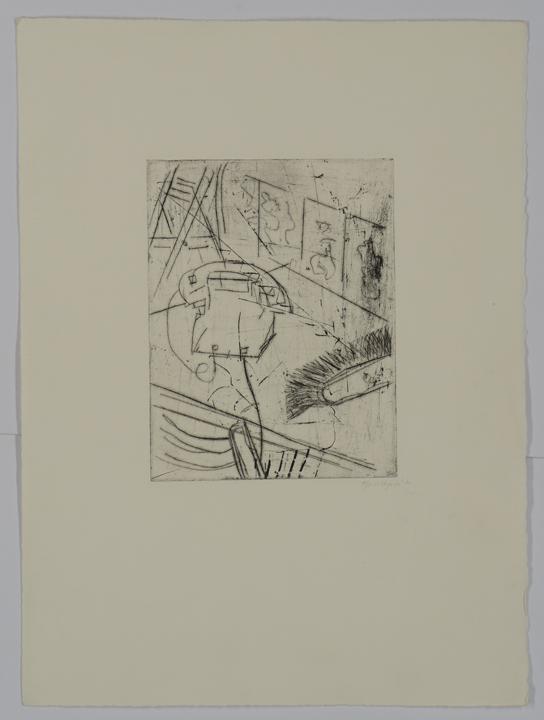 """סדנה (1994), שעווה רכה, גובה 38 ס""""מ, רוחב 28 ס""""מ, מהדורה: 12"""