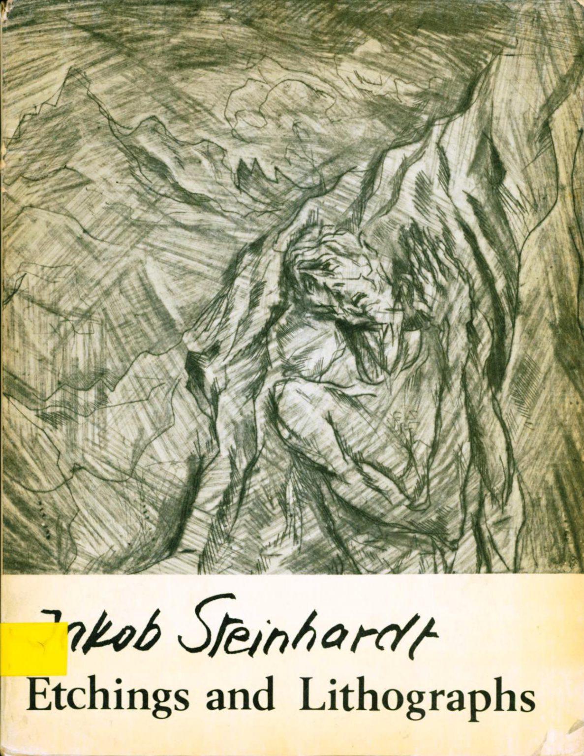 עמישי-מייזליש, זיוה, יעקב שטיינהרט: תחריטים והדפס-אבן, דביר, ירושלים, 1981