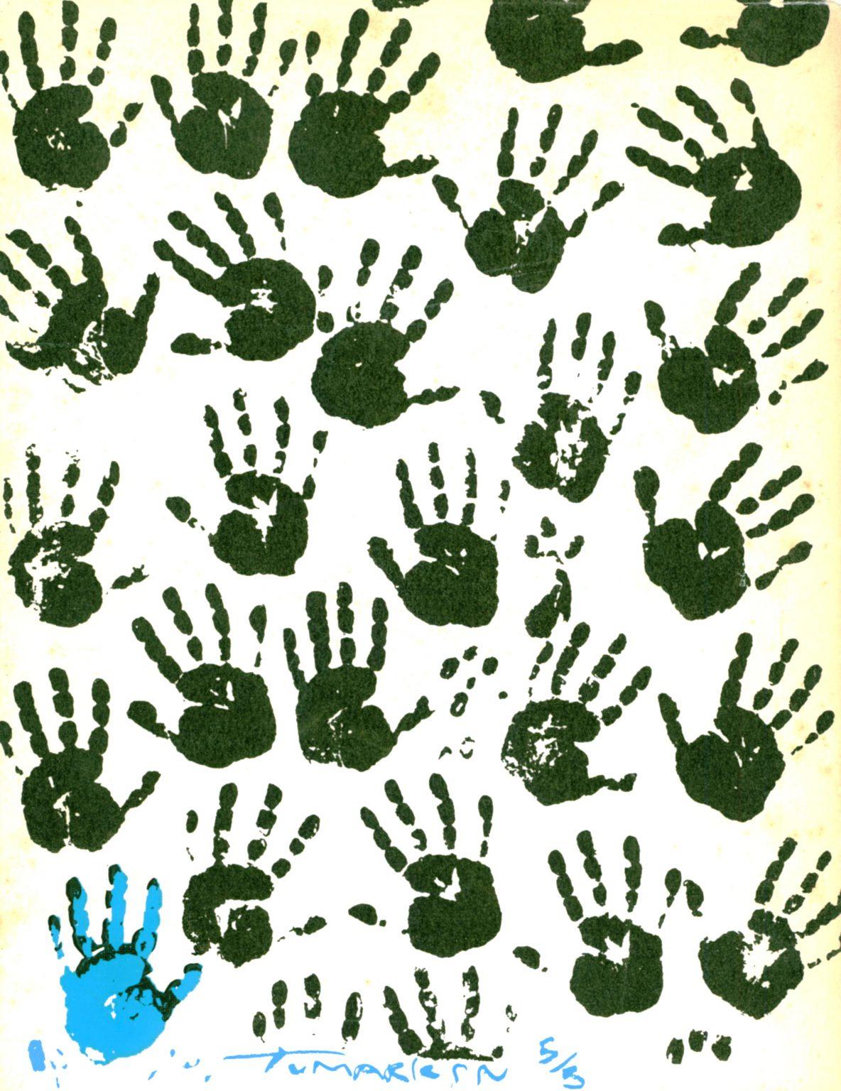 מושנזון, עדנה, תומרקין – הדפסים 1962–1991, מוזיאון תל אביב לאמנות, תל-אביב, 1992