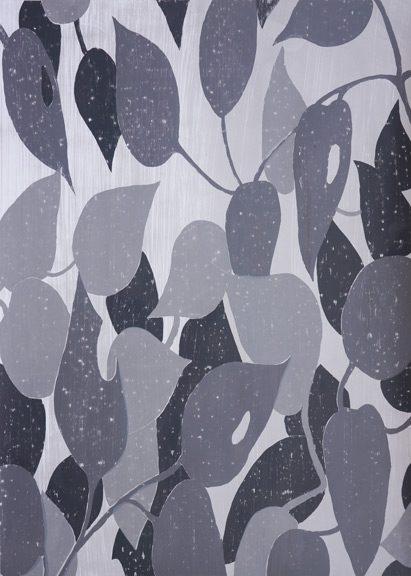 """שגיא אזולאי, שלכת (2020), בדפס רשת, גובה 76 ס""""מ, רוחב 56 ס""""מ"""