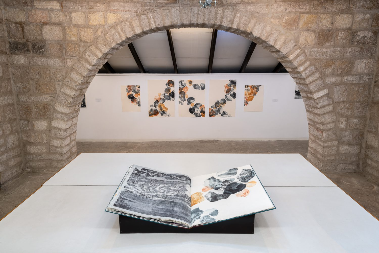 Installation view (Photo: Yacob Israel)